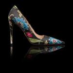 scarpe prada donna decollete colorata