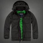 giacca parka quattro stagioni uomo abercrombie e fitch autunno inverno 2013 2014