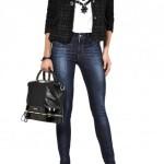 liu-jo jeans bottom up high waist super skinny