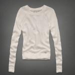 maglia donna abercrombie e fitch chiffon renee collezione autunno inverno 2013 2014