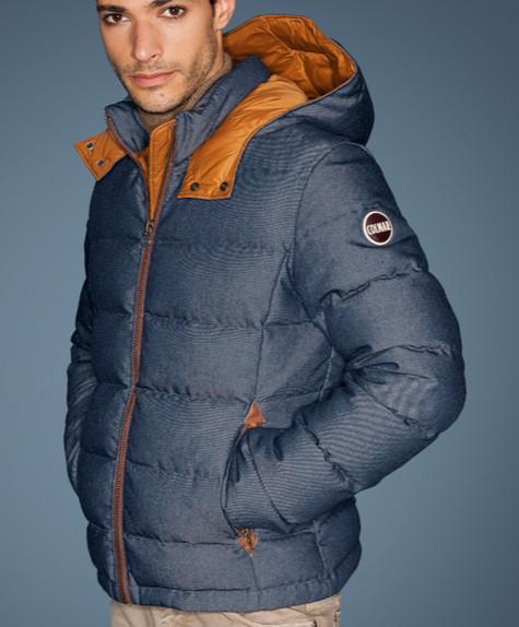 Piumino colmar uomo jeans collezione 2014 for Piumino colmar outlet