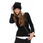 maglia donna stefanel cashmere stretch