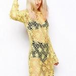 asos donna crochet collezione primavera estate 2014