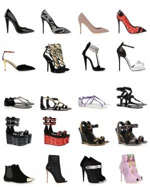 scarpe donna giuseppe zanotti collezione primavera estate 2014