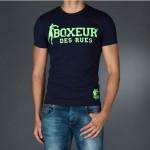t-shirt boxeur des rues uomo