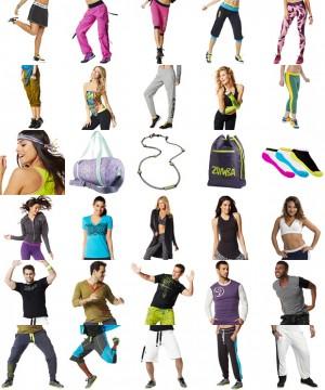 abbigliamento zumba fitness 2014