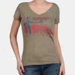 t-shirt donna napapijri simiane