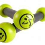 zumba fitness manubri