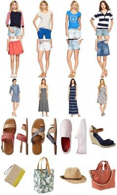 GAP moda donna novita' estate 2014