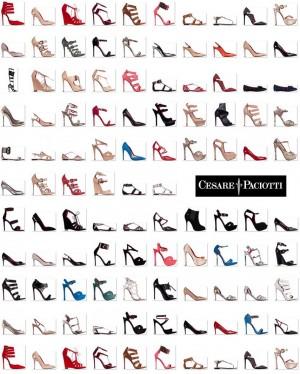 cesare paciotti scarpe donna estate 2014
