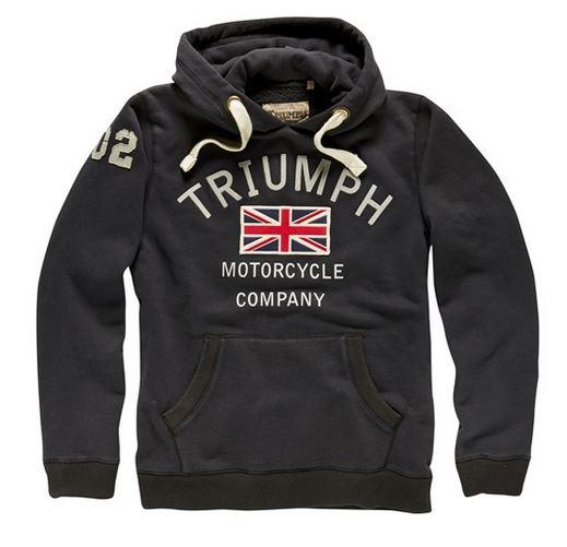 Felpa Triumph Motorcycle Company
