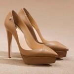 scarpe donna plateau elisabetta franchi