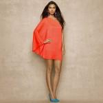 vestito donna ralph lauren monospalla