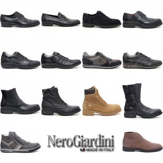 Nuove tendenze scarpe nero giardini - Scarpe invernali uomo nero giardini ...