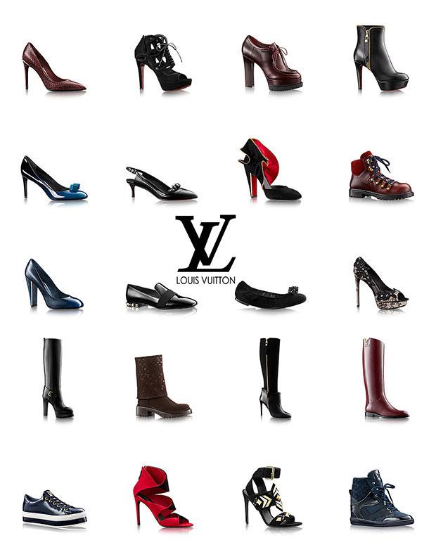 Louis Vuitton scarpe donna b9e4d5f64c2