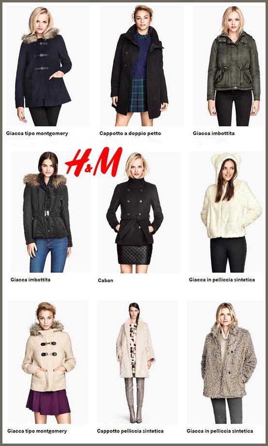 abbigliamento hm donna giacca