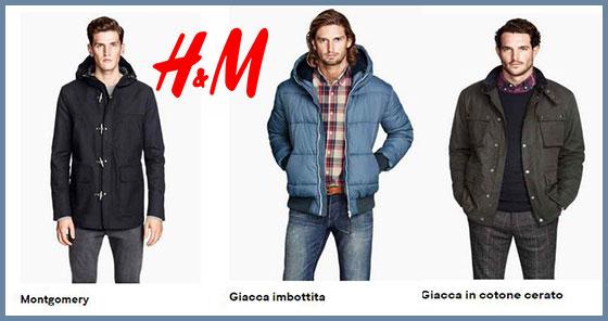 buy popular 75130 6abb0 Abbigliamento di moda, i vostri sogni: H&m giacche