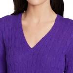 maglia-donna-ralph-lauren-cashmere-trecce