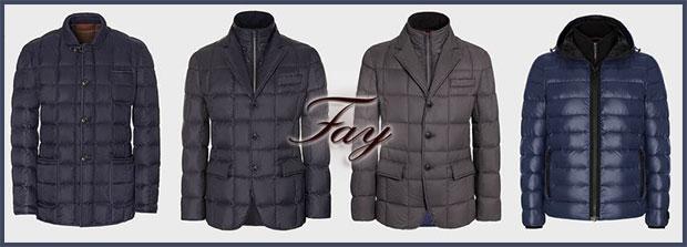 huge discount 56bf7 5b420 Piumini Fay ultime tendenze