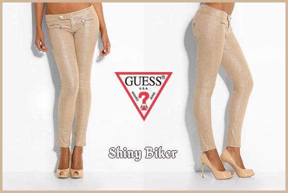 newest 83ad1 d7934 Comodi pantaloni donna Guess