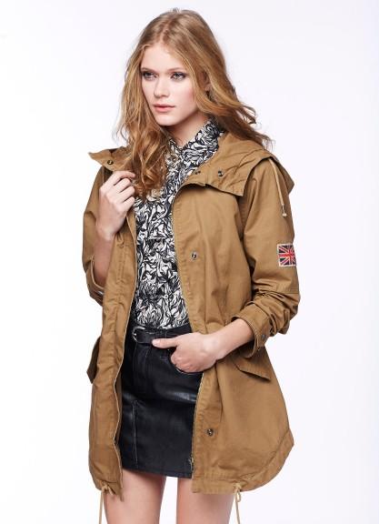 huge selection of e0765 127e3 Pepe Jeans cappotti e vestiti donna