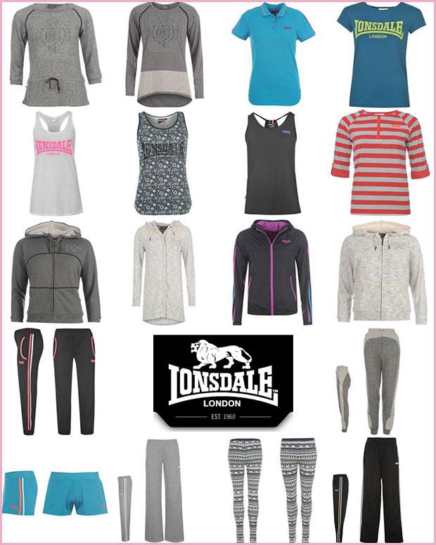 Lonsdale abbigliamento sportivo casual
