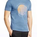t-shirt uomo cotone boss green tee 3