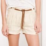 pantaloncini lino citrus pepe jeans