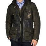 field jacket uomo agady