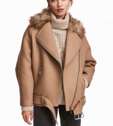 giacca tipo pelliccia