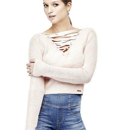 maglione lacci