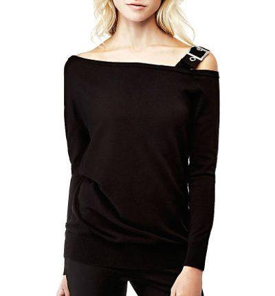 maglione spallina regolabile