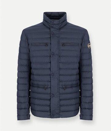 Field jacket leggera in piuma