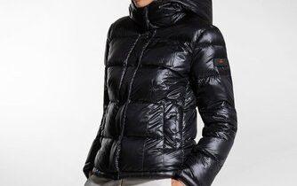 Ripstop nylon down jacket