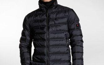 Superlight nylon down jacket